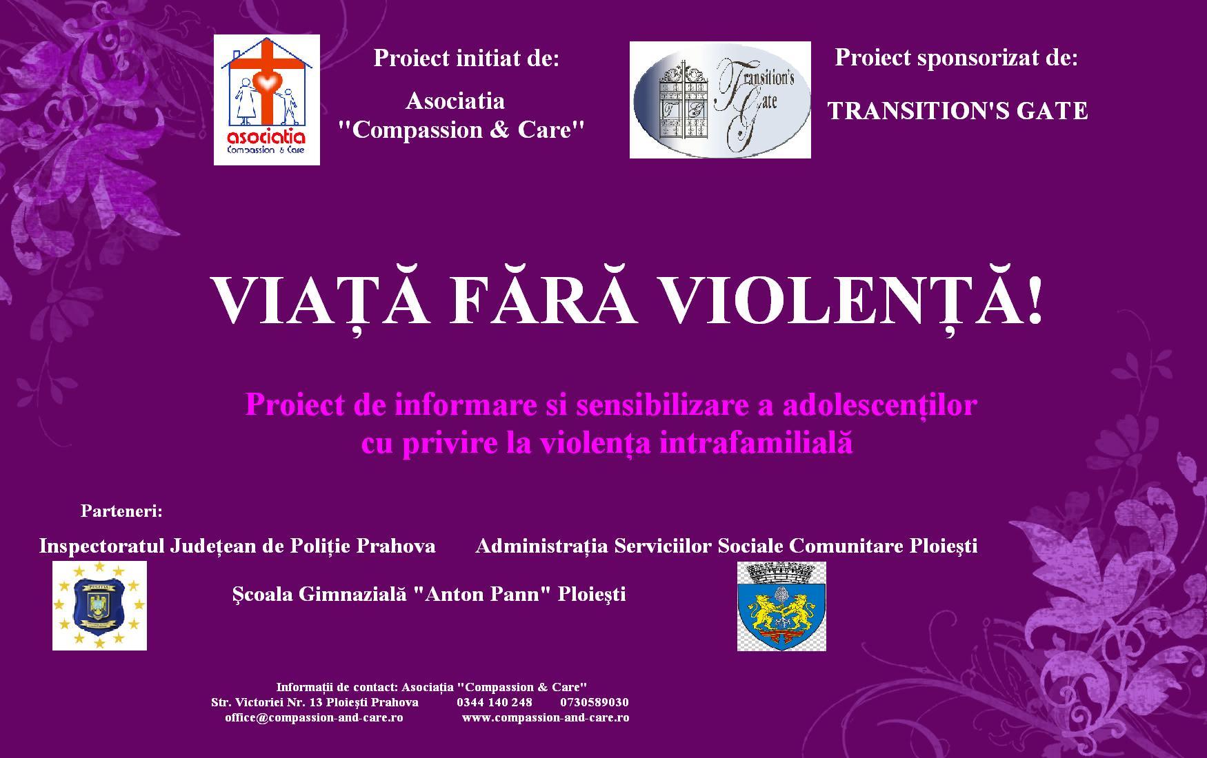Viața fără violență
